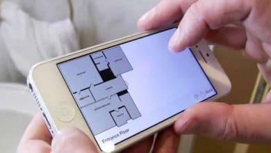 Cómo hacer planos de casa desde un dispositivo móvil
