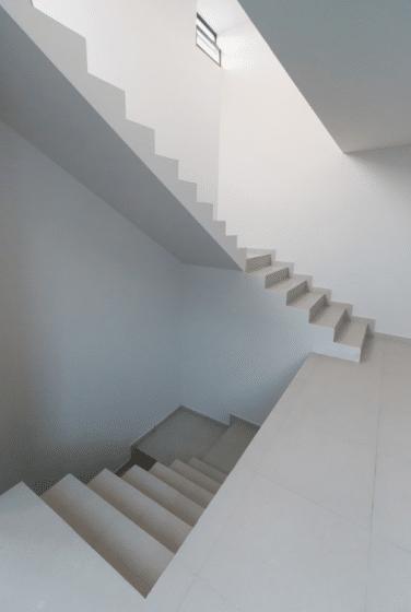 Diseño sencillo de escaleras de concreto