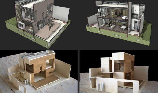 Diseño de casa sustentable