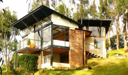 Casas de campo construye hogar for Casa moderna de campo