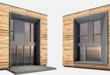 Photo of Casa pequeña prefabricada de tres dormitorios, fuerte estructura y acabados personalizados
