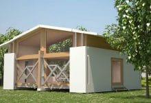 Photo of Diseños de casas prefabricadas en 10 minutos con nuevo sistema de construcción