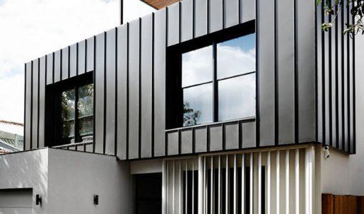 Fachadas de casas construye hogar for Casas modernas terreras