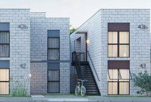 Diseños casas de hormigón accesibles