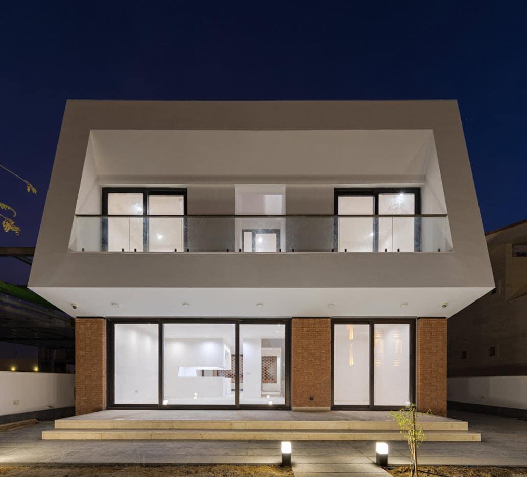 Dise o y planos casa moderna de dos pisos construye hogar for Disenos de pisos para casas