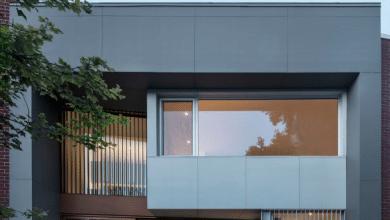 Photo of Planos de casa moderna de dos pisos, descubre nuevas tendencias de diseño