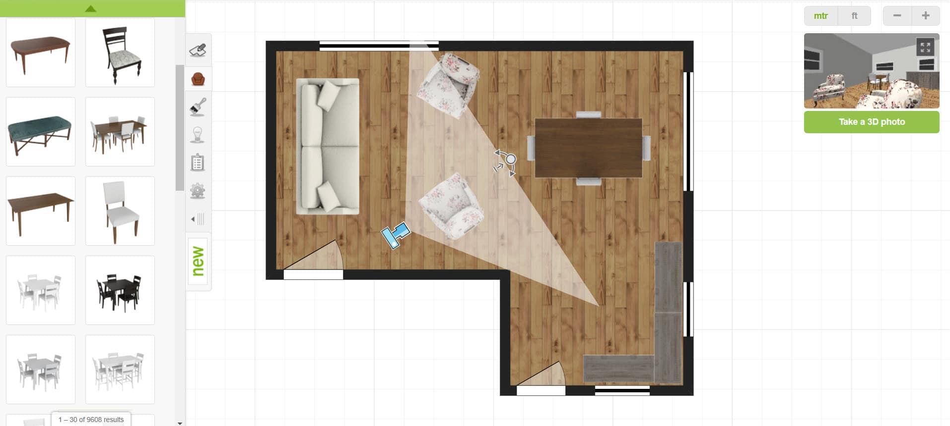 10 aplicaciones dise o de planos e interiores construye for Aplicacion para hacer planos