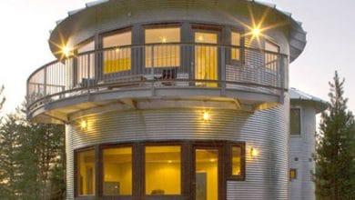 Photo of Diseño de casas circulares con planos y estructuras, descubre armoniosas construcciones