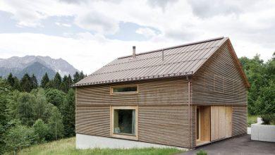 Photo of Casa de campo construida con madera, te sorprenderá el sencillo y armonioso diseño de interiores