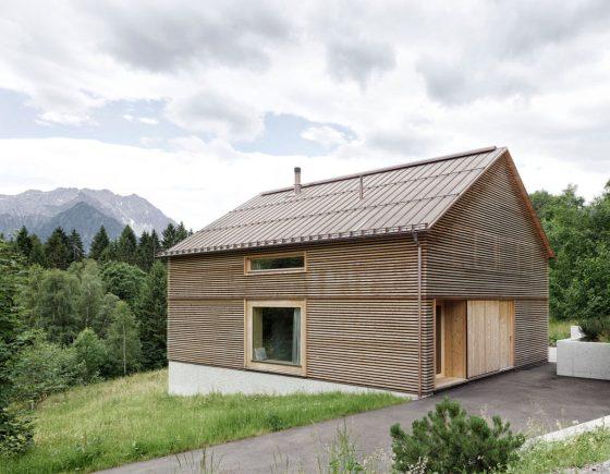 Diseño casa de campo