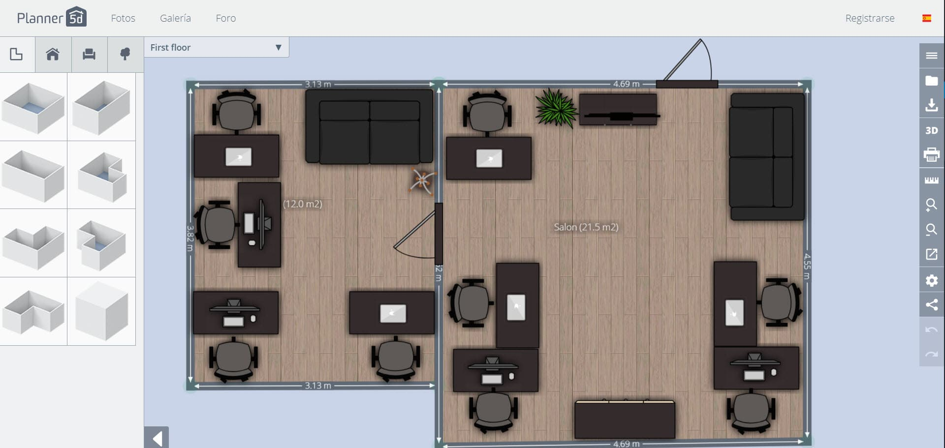 10 aplicaciones dise o de planos e interiores for Mejores apps de diseno de interiores