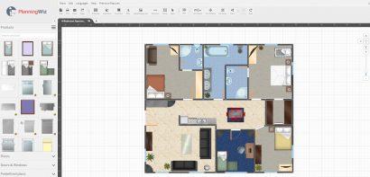 Planning Wiz diseño planos de casas