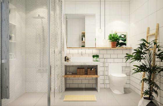 Baño sencillo para hacer tu mismo