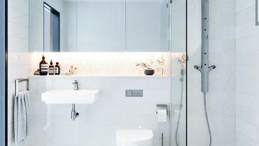 Cuarto de ba o construye hogar for Construye tu casa en 3d