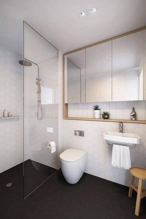 Diseño de cuartos de baño minimalistas | Construye Hogar