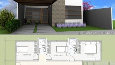 Photo of Planos de casas, 10 ideas de diseño para construir el hogar ideal