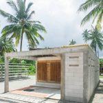Casa económica de concreto