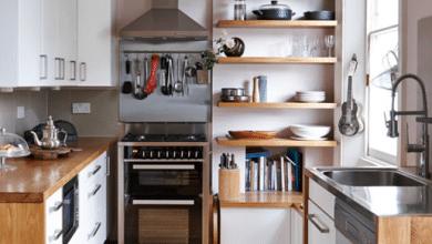 Photo of Diseños de cocinas pequeñas con distribución lineal y en «L»