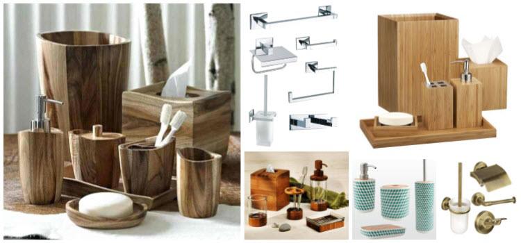 Decoración y accesorios de baño