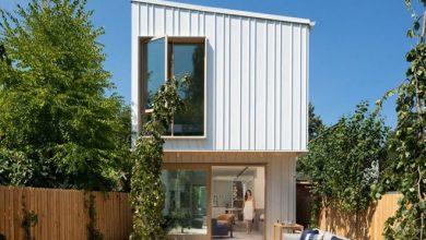 Photo of Diseño de casa pequeña con planos, descubre la belleza en la sencillez minimalista