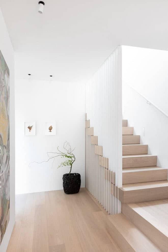 Hermoso diseño de escaleras