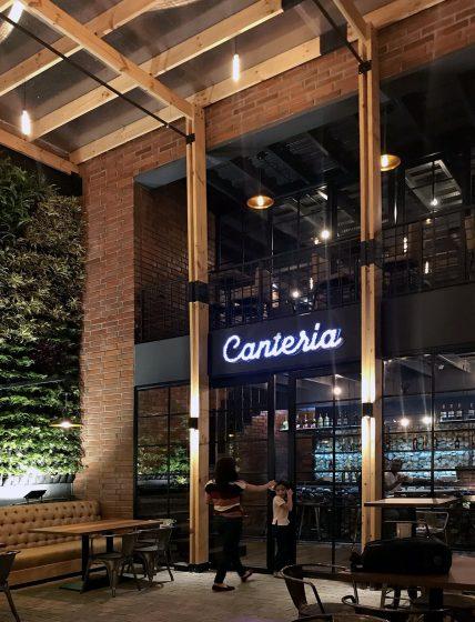 Diseño de restaurante temático