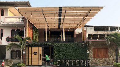 Photo of Diseño de restaurante urbano temático por Natura Futura Arquitectura