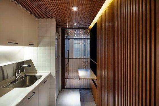 Diseño de cocina apartamento