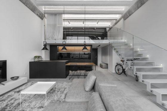 Diseño de loft