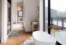 Photo of Usar o no usar pisos de madera en cocinas y baños, esa es la cuestión