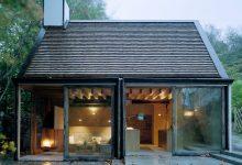 Photo of Una pequeña granja se convierte en cabaña, te sorprenderá el interior