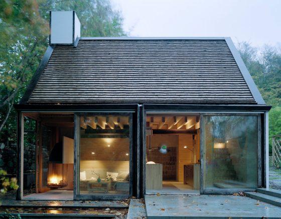 Diseño de cabaña