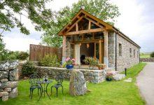 Photo of Novedosos diseños de casas de campo, elige por estilo y materiales