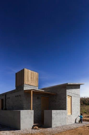 Diseño casa económica