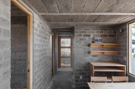 Diseño interior ladrillo expuesto